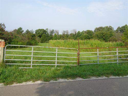 Preble County Ohio Hunting Land : New Paris : Preble County : Ohio