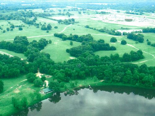 880 Acre Cattle Ranch Lake Home : Grant : Choctaw County : Oklahoma