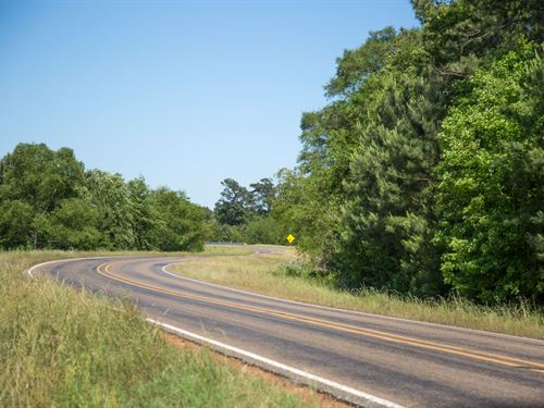 550 Acres Indian Rock : Gilmer : Upshur County : Texas