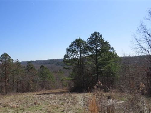 Acreage Mountain Fork River : Smithville : McCurtain County : Oklahoma