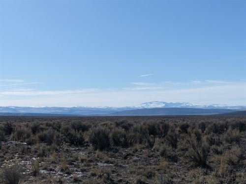 Princeton, 158.19 Acres, Close To : Burns : Harney County : Oregon