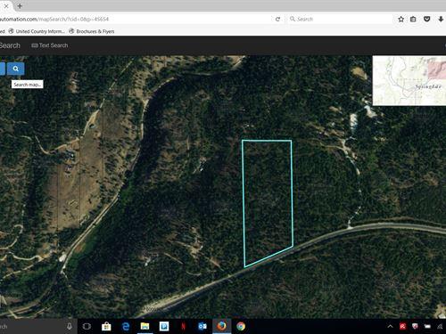 Land Washington, Residential : Loon Lake : Stevens County : Washington