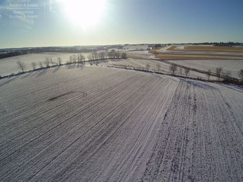 Prime Piece Farm Land Real Estate : Allenton : Washington County : Wisconsin