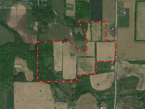 Farm Land Investment Options : Cascade : Sheboygan County : Wisconsin