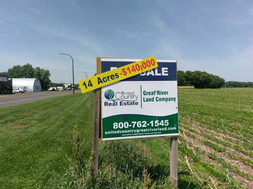 Commercial, Residential : Centuria : Polk County : Wisconsin