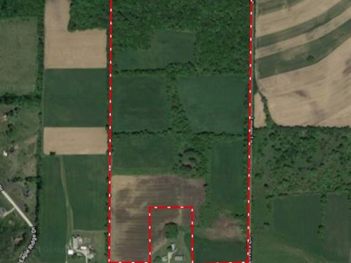 Highly Sought After Land Kewaskum : Kewaskum : Washington County : Wisconsin