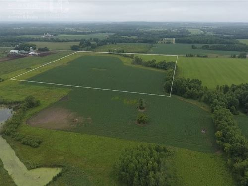 Beautiful Farmland Central : New London : Waupaca County : Wisconsin