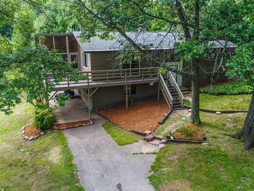 Country Home Acreage Waushara : Pine River : Waushara County : Wisconsin