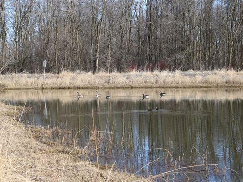 Land Town Farmington Washington : West Bend : Washington County : Wisconsin