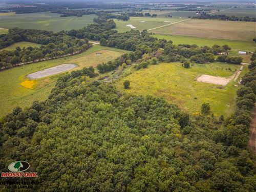 40 Acre Duck And Deer Hunting Farm : Columbus : Cherokee County : Kansas