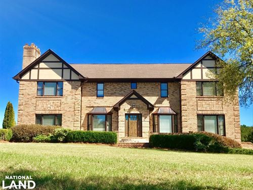 The Spring Meadows Estate : Vincent : Shelby County : Alabama