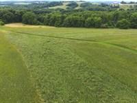 Organic Land For Sale : Wauzeka : Crawford County : Wisconsin