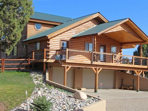 Borders Blm Land, 4 Bed, 3 Bath : Mancos : Montezuma County : Colorado