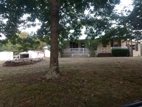 West Tn Farm, Barn, Pond, Fenced : Sardis : Hardin County : Tennessee