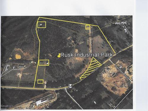 Rusk TX Commercial Property : Rusk : Cherokee County : Texas