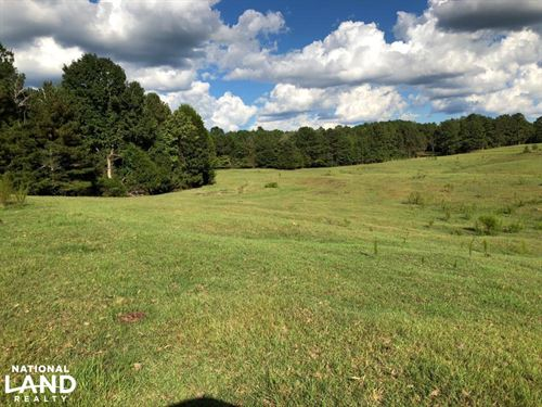 Cotton Gin Road Farm : Russellville : Franklin County : Alabama