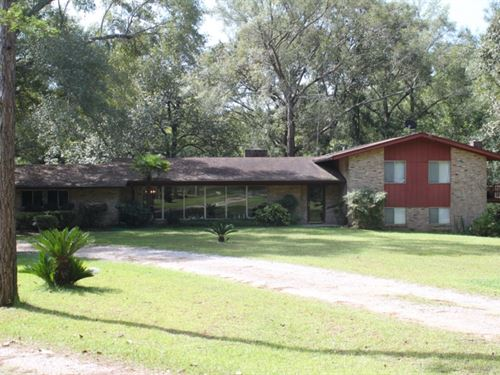 27 Acres With A Home In George Coun : Lucedale : George County : Mississippi