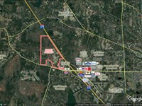 Mixed Use Development/Land For Sale : Macon : Bibb County : Georgia