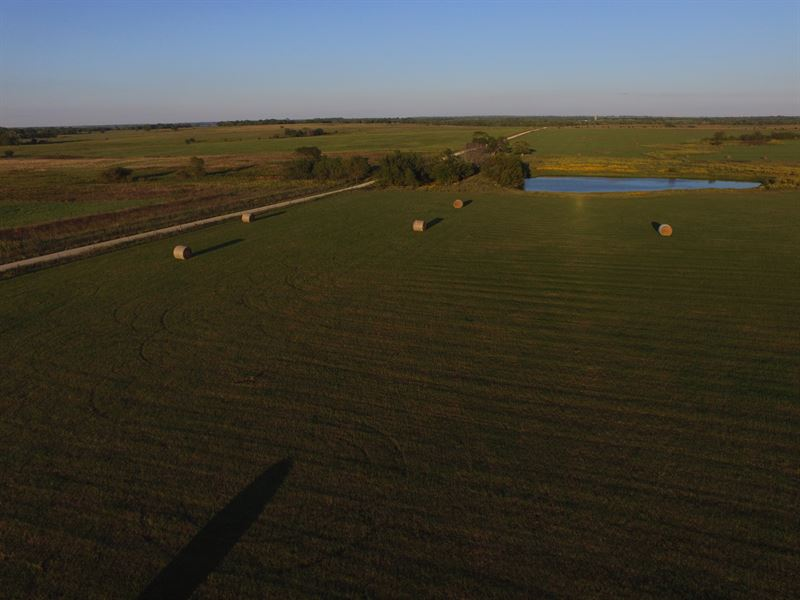 Osage County Farm & Hunt : Lebo : Osage County : Kansas