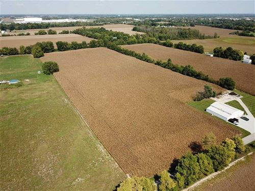 Land For Sale, Madison County, IN : Pendleton : Madison County : Indiana