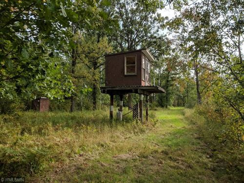 80 Acres Hunting & Recreational : Bruno : Pine County : Minnesota