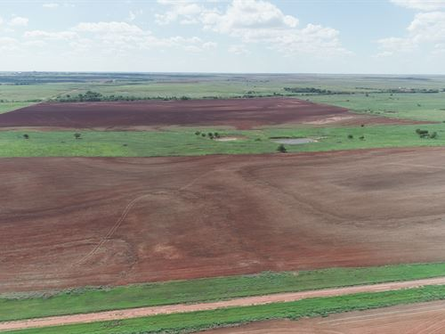 1,300 Acres Multiple Tracts : Grandfield : Oklahoma County : Oklahoma