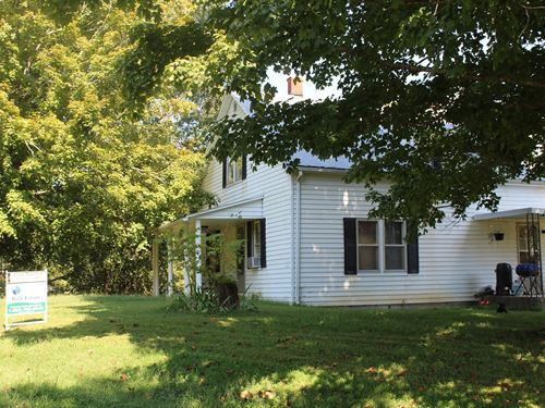 Private Country Living, Acreage : Columbia : Adair County : Kentucky