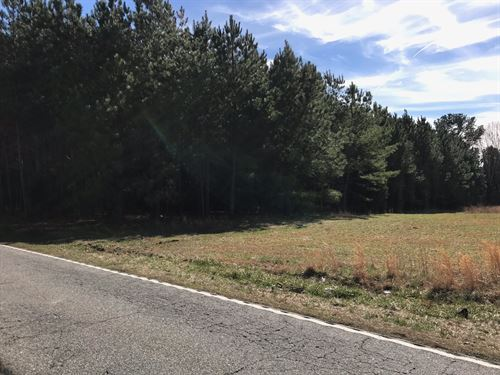 23+/- Acres For Investment : Pauline : Spartanburg County : South Carolina