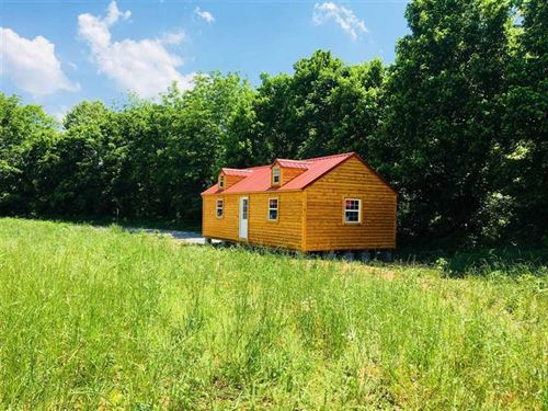 272 Beautifully Wooded Acres With : Dubre : Metcalfe County : Kentucky