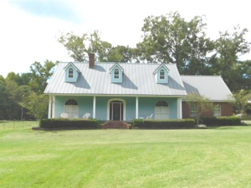 10.8 Acres With Home In Rankin Coun : Brandon : Rankin County : Mississippi