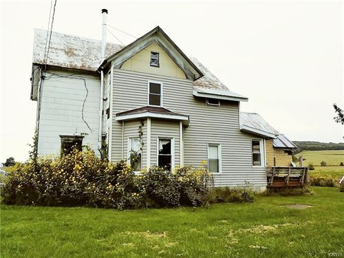 132 Acre Farm 4 Bed 1 Bath Home : Edmeston : Otsego County : New York