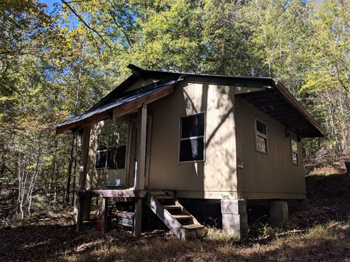 Over 21 Private Wooded Acres : Bon Aqua : Hickman County : Tennessee