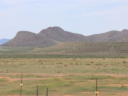38 + Acres Southeast Arizona : Willcox : Cochise County : Arizona