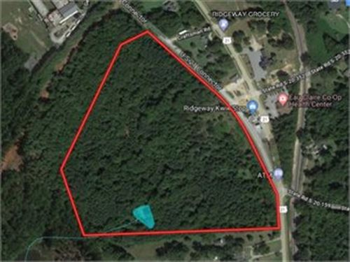 30.09 Acres, Fairfield County : Ridgeway : Fairfield County : South Carolina