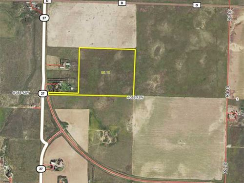 Price Reduced, 50 Acres of Nati : Elkhart : Morton County : Kansas