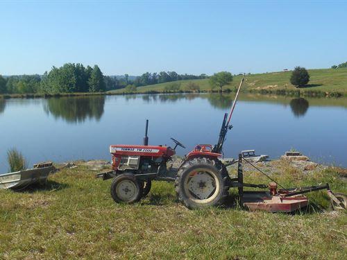Beautiful Little 60 Acre Farm : Snead : Blount County : Alabama