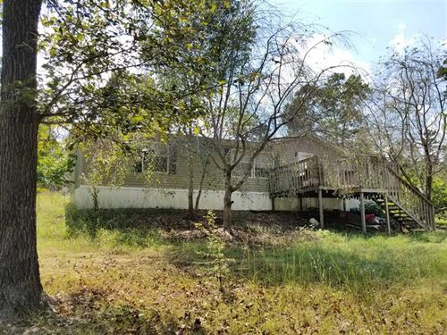 2004 Mobile Home on 64 Acres in Oz : Drury : Ozark County : Missouri