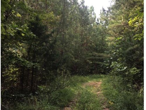 246 Acres Recreational Tract : Vonore : Monroe County : Tennessee