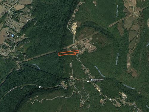 Acreage Near Chattanooga, Tn : Chattanooga : Marion County : Tennessee