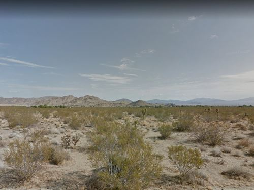 San Bernardino County, Ca $44,000 : Lucerne Valley : San Bernardino County : California