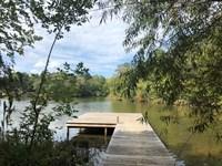 Lake Sinclair Retreat : Eatonton : Putnam County : Georgia