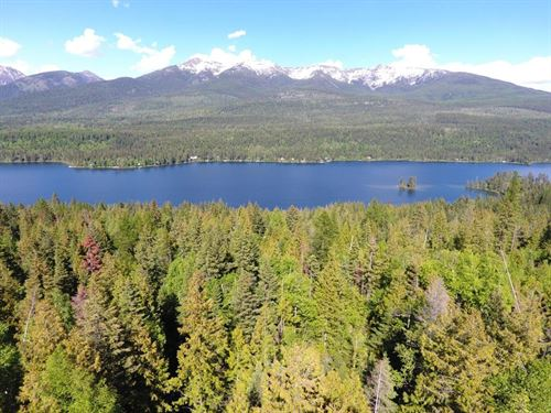 Acreage Close To Downtown Beautiful : Bigfork : Lake County : Montana