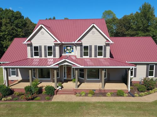 Henderson County TN Custom Home 10 : Cedar Grove : Henderson County : Tennessee
