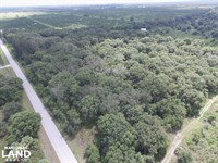 SW Hull Country Homesite : Arcadia : Desoto County : Florida
