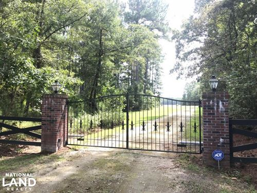 Moncks Corner Mini Farm Home Site : Moncks Corner : Berkeley County : South Carolina