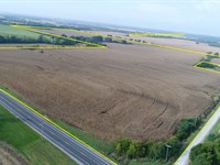 128.5 Acres Second Bottom, New : Spickard : Grundy County : Missouri