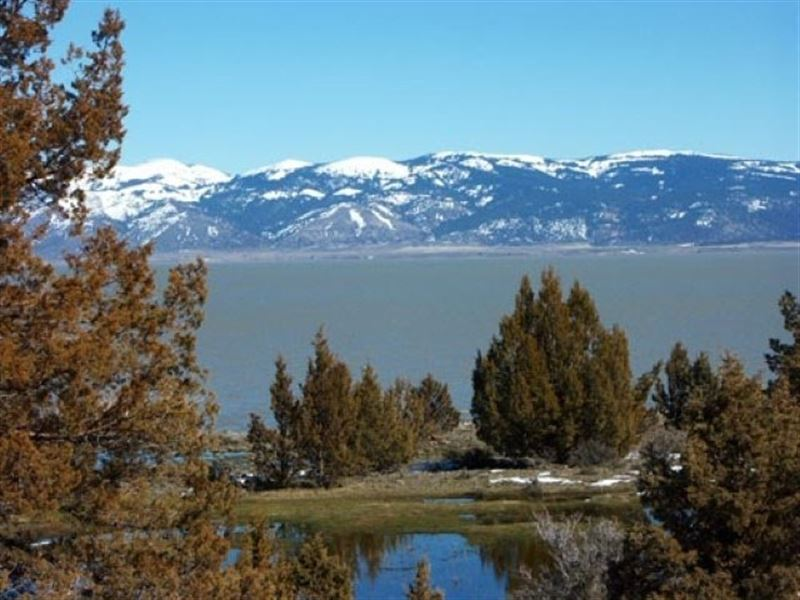 3 Parcels With Frontage Goose Lake Ranch For Sale Davis Creek Modoc County California