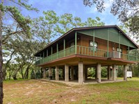 Perry Springs And Home : Mayo : Lafayette County : Florida