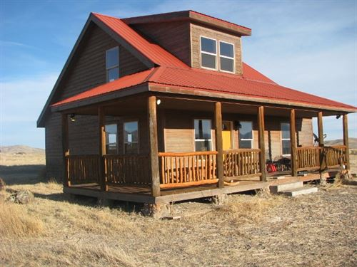 Delightful Country Home On Acreage : Del Norte : Rio Grande County : Colorado