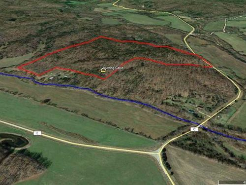 71 Acres For Sale in Wayne County : Lowndes : Wayne County : Missouri